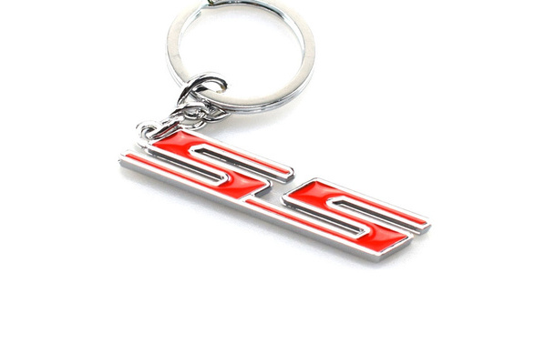 1pcs Car Keychain Suit for Chevrolet Camaro Cruze Spark Volt Malibu Bolt Sonic Trax Key Chain Keyring Family Present for Man and Woman