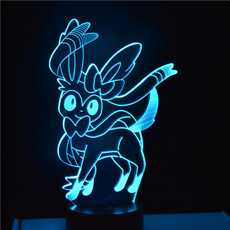 3dlamp, art, Night Light, lights