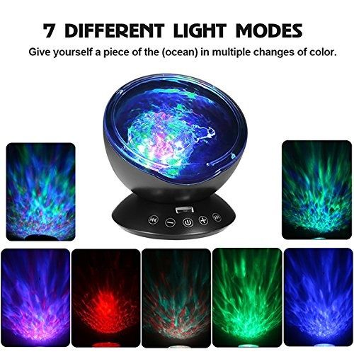 Star, Night Light, projector, Home & Living