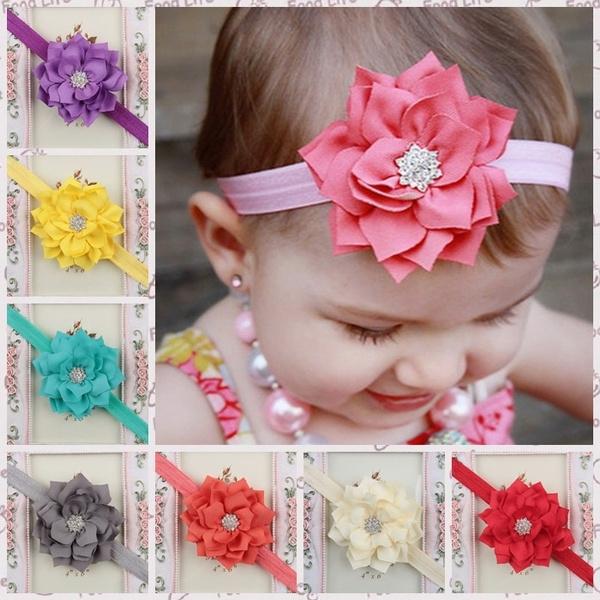 flowersheadband, elasticheadband, Flowers, headdress