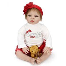 Gifts, doll, Silicone, rebornbabygirldoll