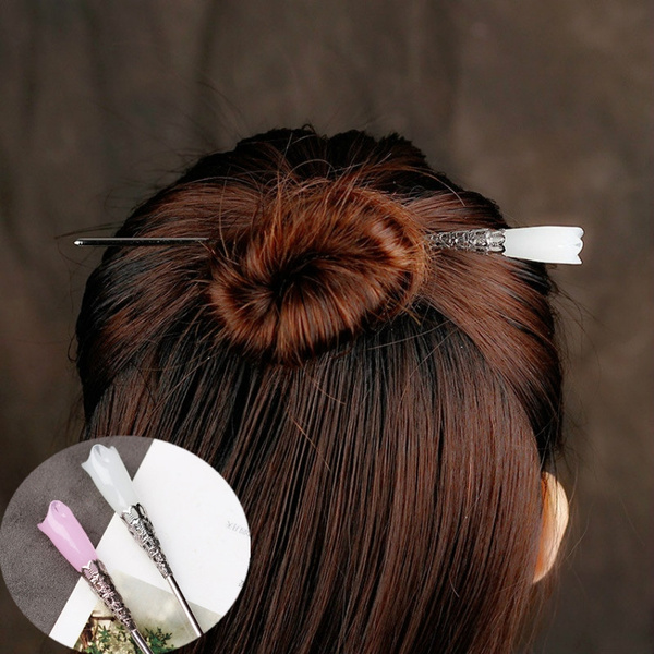 hairstyle, Fashion, Jewelry, Pins