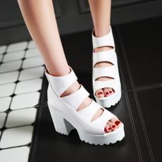 Summer, Sandals, Womens Shoes, bota