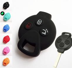 case, Remote, Mercedes, Silicone