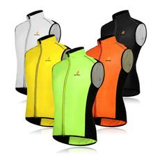 sleeveless, Vest, Outdoor, Bicycle