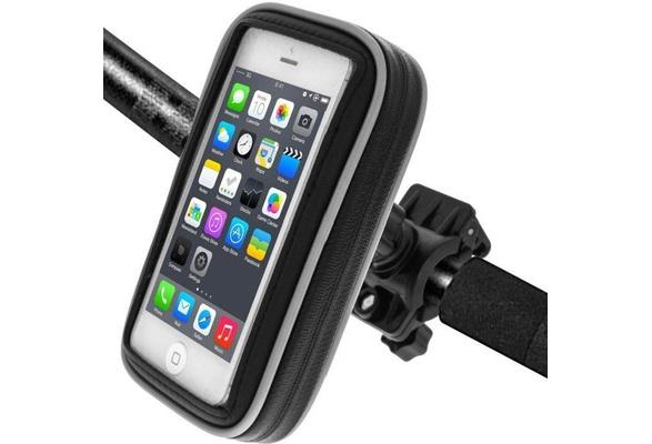 Support Smartphones pour 6 Pouces et Moins Miuphro Support V/élo T/él/éphone Etanche Support de Navigation pour V/élo avec /écran Tactile TPU Support Smartphone Sacoche V/élo pour Guidon