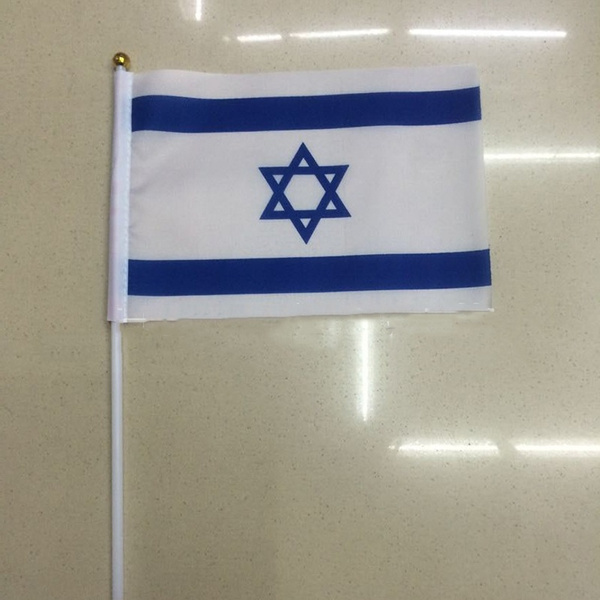 Decorative, Polyester, national, israel