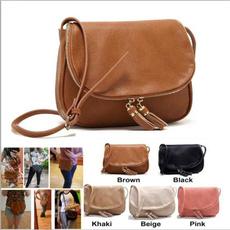 Leather Handbags, Cross Body, women tassel bags, Handbags | Shoulder Bags
