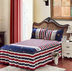 cottonbedskirt, Home & Living, Bedding, Cover