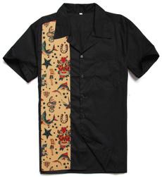 Shirt, Cotton Mens Shirts, button, causalshirt