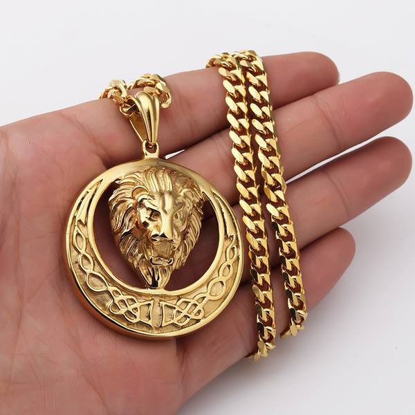 Hip Hop, goldplated, Fashion necklaces, Jewelry