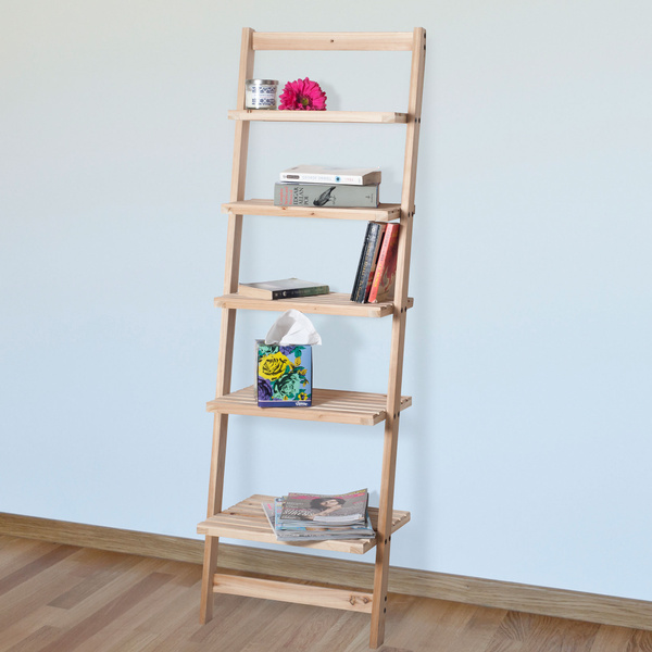Shelf, ladder, Modern, Storage
