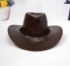 Cowboy, unisex, Cap, fishermanhat