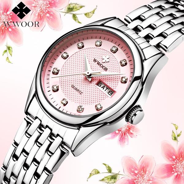 pink, Fashion, Jewelry, Waterproof