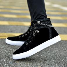 leatherflatsshoe, Korea fashion, Fashion, sneakersformen