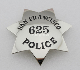 theunitedstate, American, franciscoandbadge, policebadge