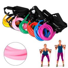 latex, Yoga, Elastic, Fitness