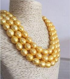 golden, Natural, Jewelry, huge