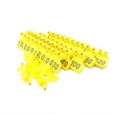 Marker, cow, Yellow, applicatorpunchertagger