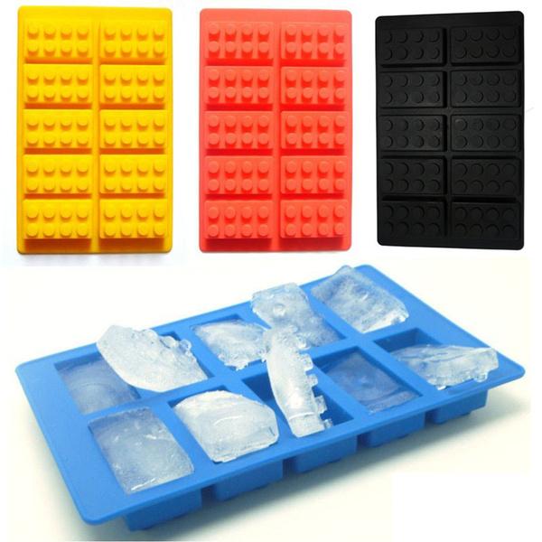 brickshape, freezemould, Bar, icecubetraysmold