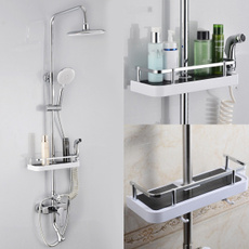 bathroomrack, storagerail, soapholder, railorganizer
