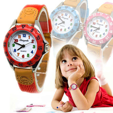 cute, quartz, childrenclock, Waterproof Watch