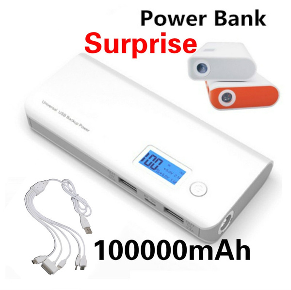 Mobile Power Bank, Battery Charger, Tablets, Powerbank