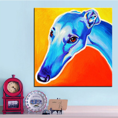 Animals & Figures, painting, Wall Art, Home & Living