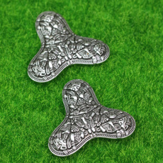 vintagebrooch, amulet, jewelrytalisman, vikingbrosch