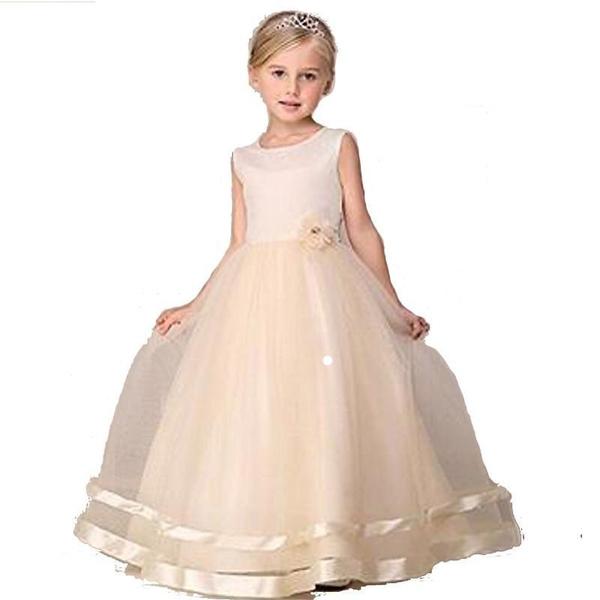 Flowers, daughter, Princess, Clothing