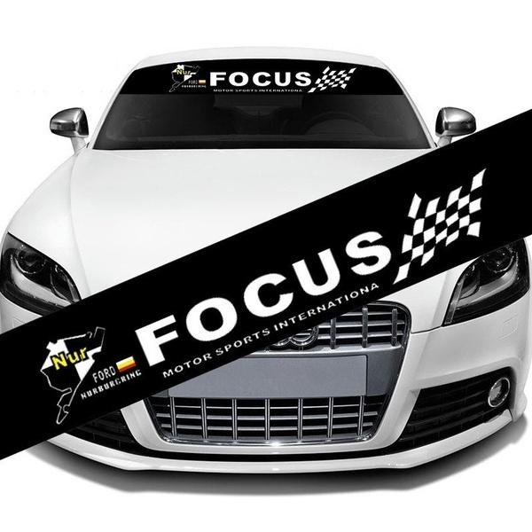 nurburgring, focusracing, Stickers, windshieldsticker