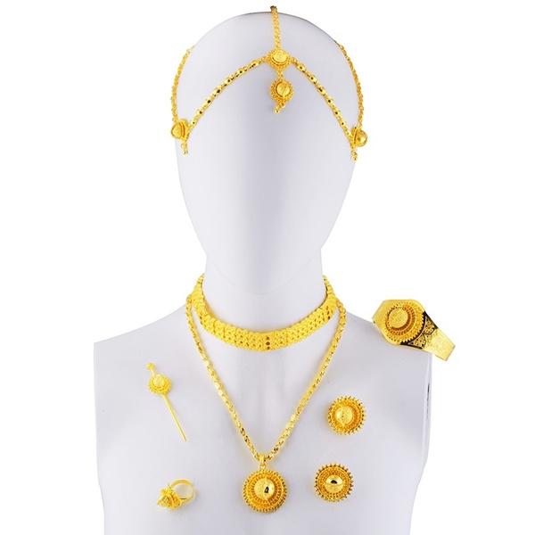 Jewelry, gold, Choker, mashup