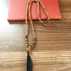 Heart, Yoga, Jewelry, prayerbeadsnecklace