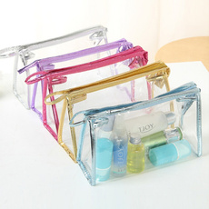 Makeup bag, Beauty, transparentbag, Makeup