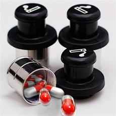 Box, pillboxe, pillholder, carcigarettelighteradapter