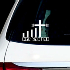 jesuschrist, Christian, connectedcros, Cars