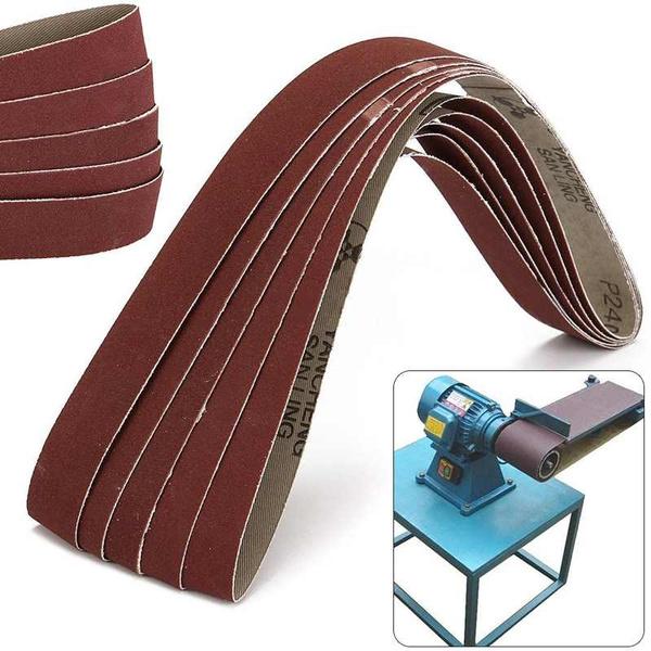 sandingbeltformachinery, sandingbelt, 240grit, Metal