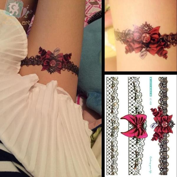 tattoo, removabletattoo, art, Lace