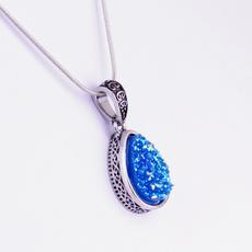 dropshapependant, finegift, Jewelry, Chain
