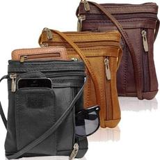 dailydeal, Handbags, leather, genuineleatheronthegocrossbody