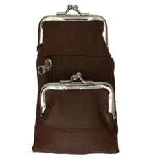 case, coin purse, Womens Accessories, brown