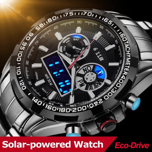 uhrenherren, multifunctionwristwatch, Stainless Steel, Watch