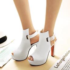 Summer, Fashion, Womens Shoes, High Heel