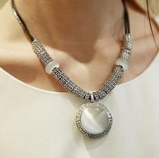 opalnecklace, Fashion, Jewelry, Women jewelry