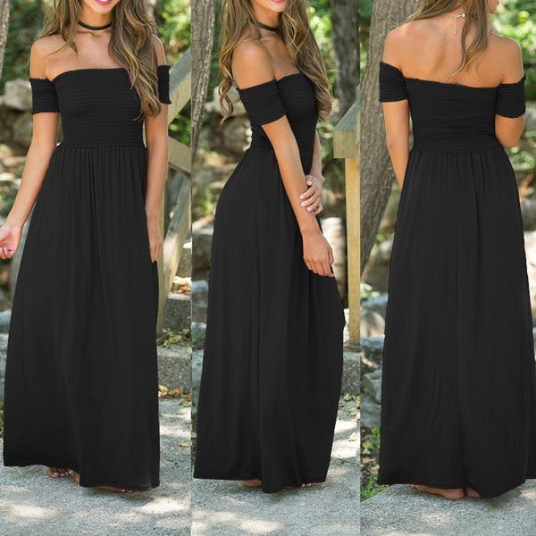 Summer, long dress, Dress, Maxi Dresses