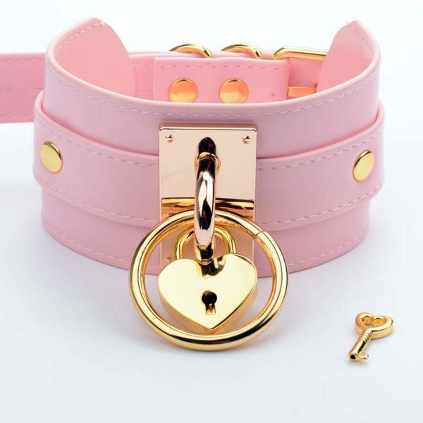 pink, cute, Jewelry, Keys