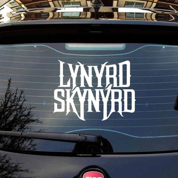 Decal, skynyrd, Picks, Cars