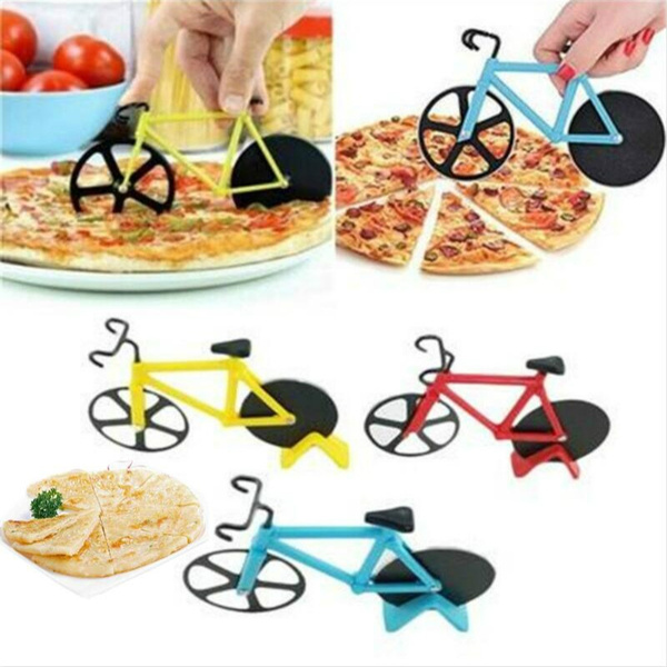 pizzacutter, Steel, cutter, Bicycle