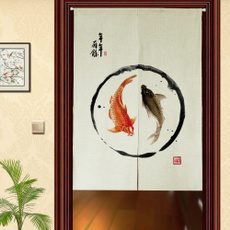 hangingcurtain, roomdivider, roomdividercurtain, Chinese