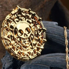 goldcoinjewelry, piratesofthecaribbean, gold, jacksparrow